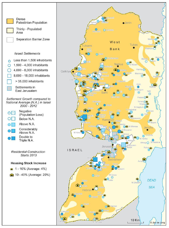 passia - maps - palestine