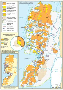 THE SETTLERS' PLAN FOR PALESTINIAN AUTONOMY, 2006